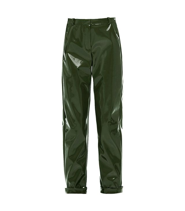 Carven Boyfriend Style Trousers
