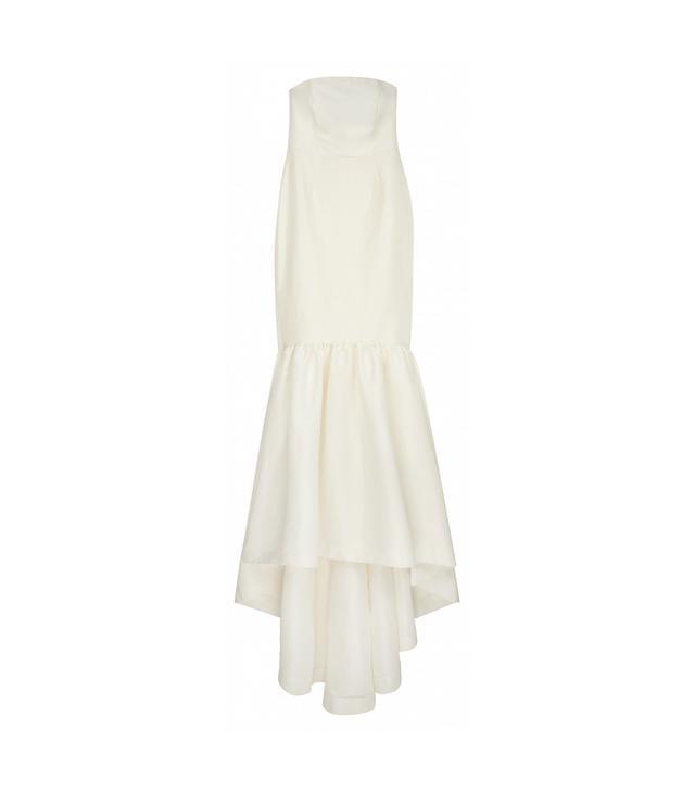 ASOS Bridal Trumpet Hem Maxi Dress