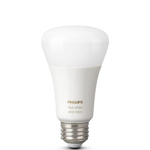 Hue White and Color A19 LED Bulb