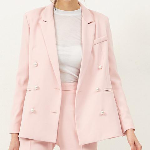 Pink Pearl Jacket
