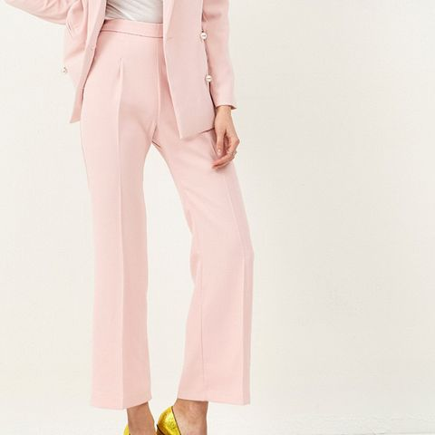Pink Long Slacks