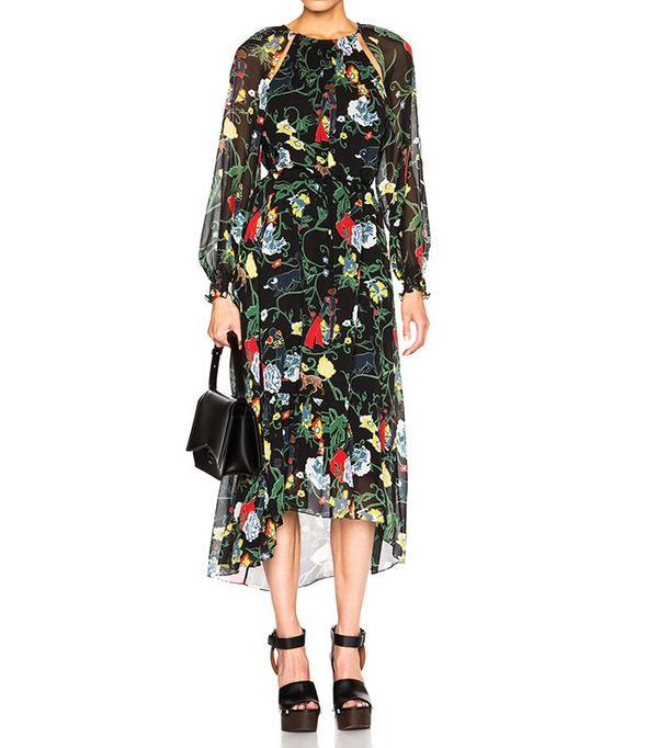 Tibi Josephina Dress