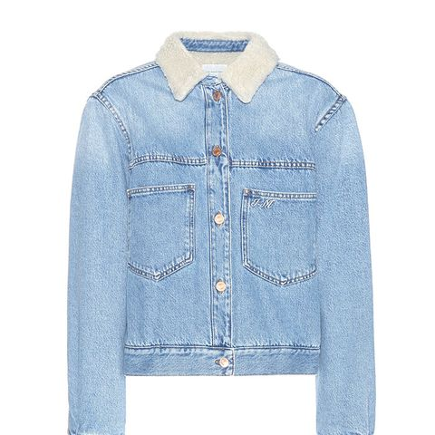 Camden Embroidered Denim Jacket