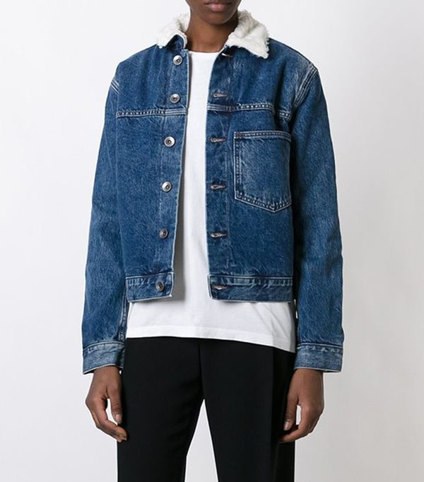 Helmut Lang  Chest Pocket Denim Jacket