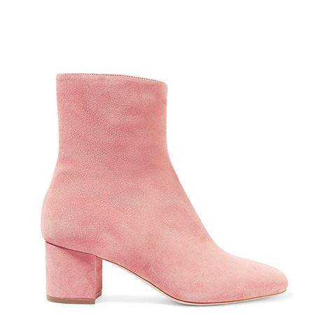 Kaya Suede Ankle Boots