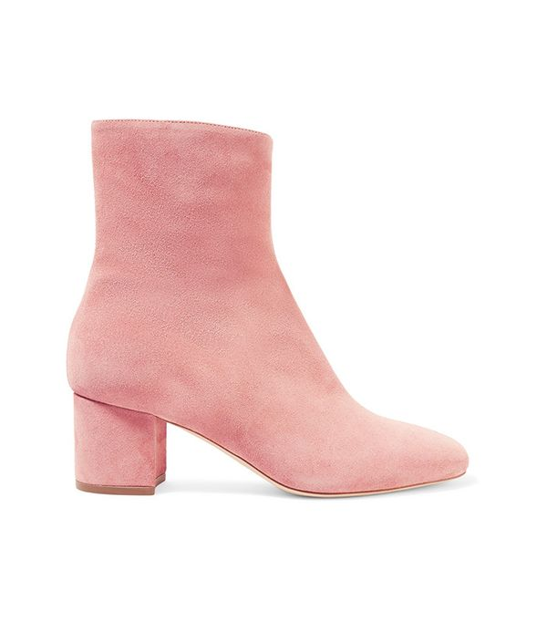 Brother Vellies Kaya Suede Ankle Boots