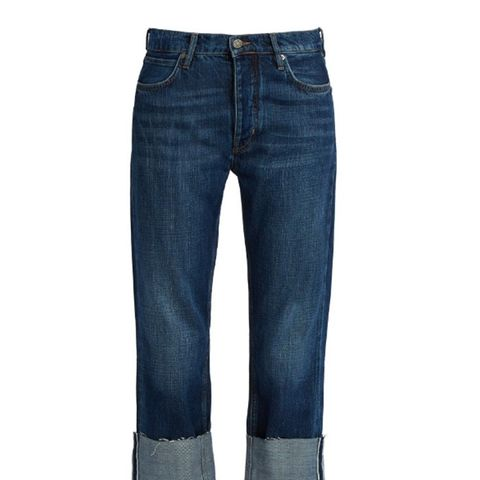 Phoebe Low-Slung Boyfriend Jeans