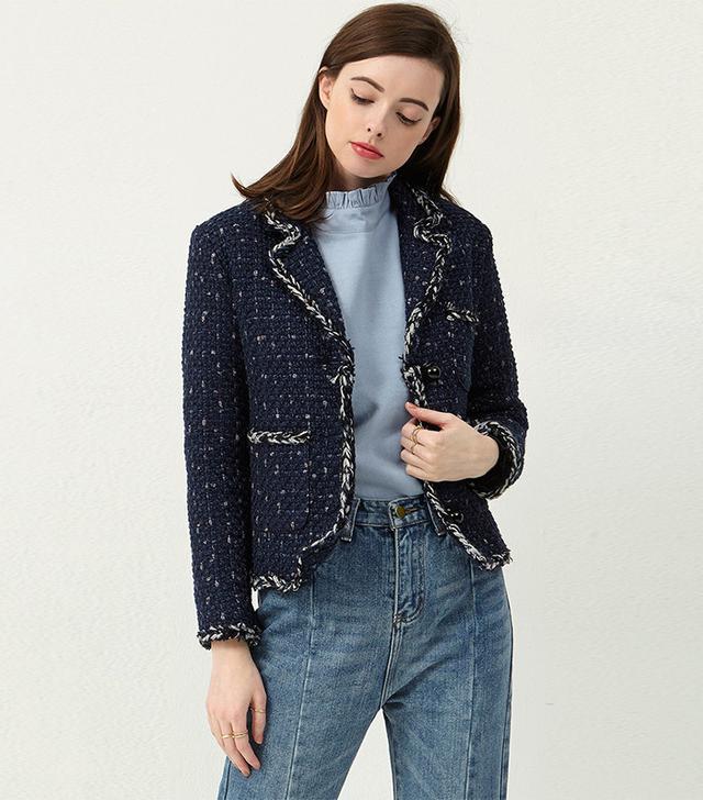 Storets Ally Tweed Jacket