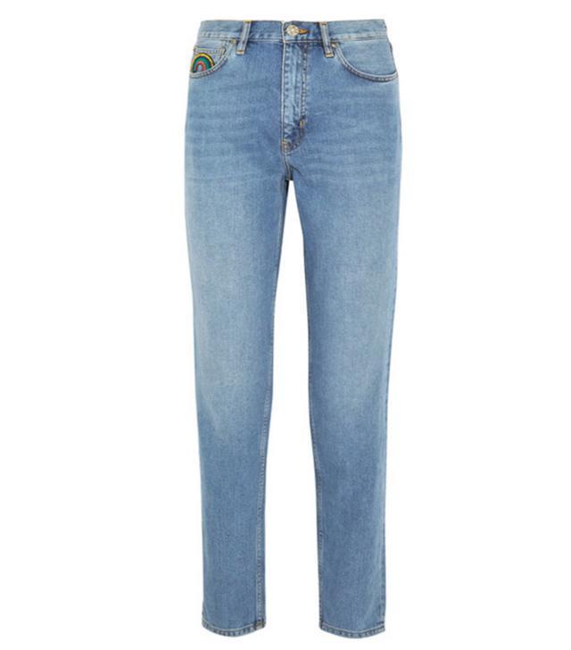 light-wash M.i.h jeans