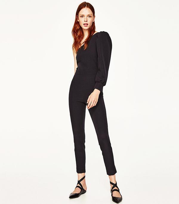 Zara Asymmetric Jumpsuit