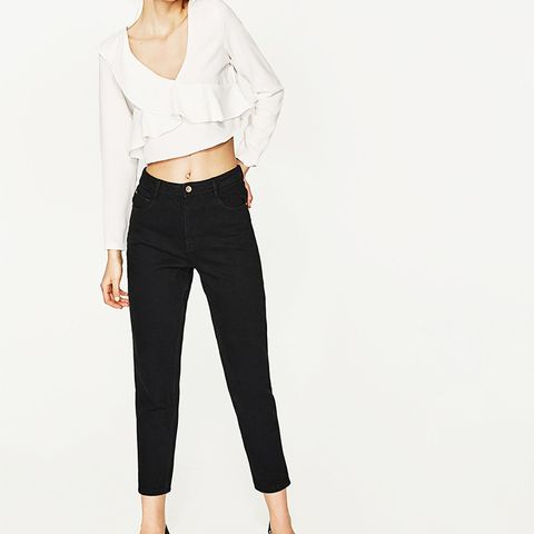 High-Rise Original Mom Fit Jeans