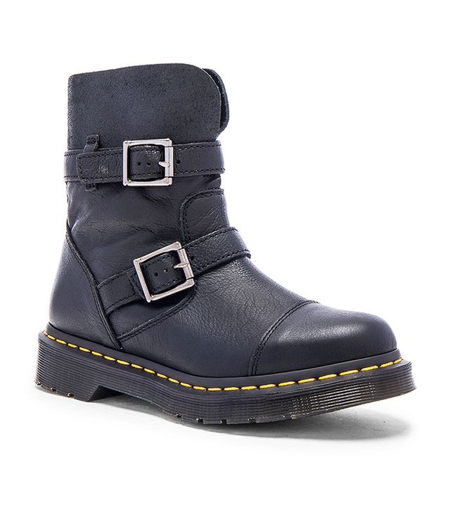 Dr. Martens Kristy Slouch Rigger Boots