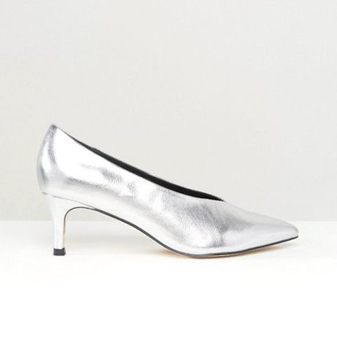 Suzie Pointed Kitten Heels