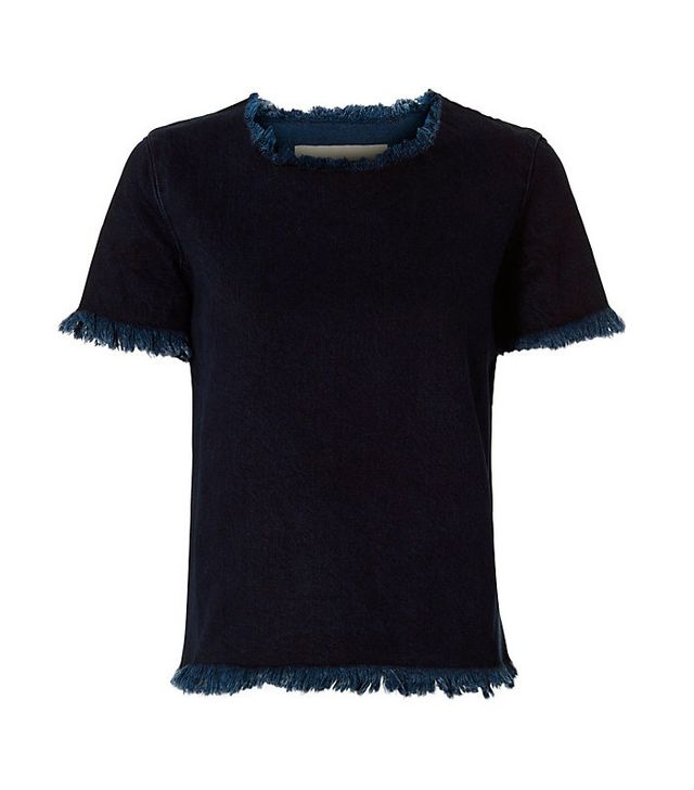 Marques' Almeida Boxy Top + Slip Dress