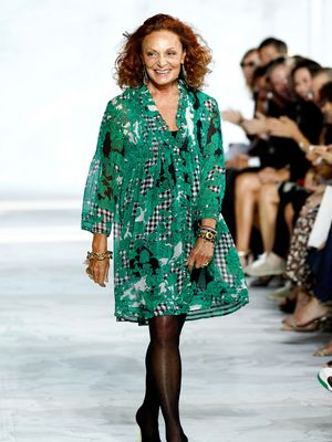 Don't Strive for Success—This Is More Important, Says Diane von Furstenberg