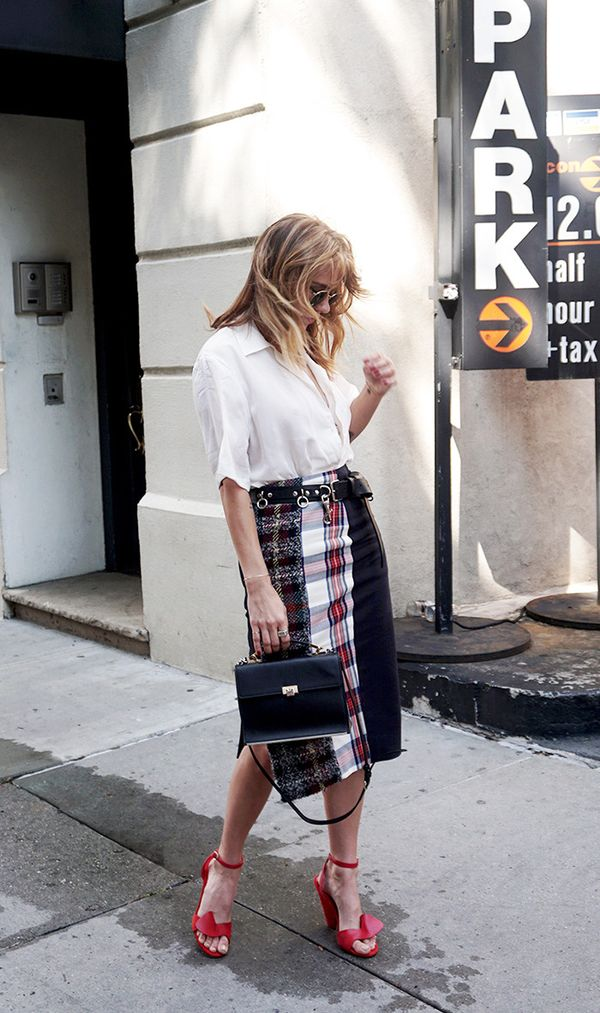 the best statement skirt