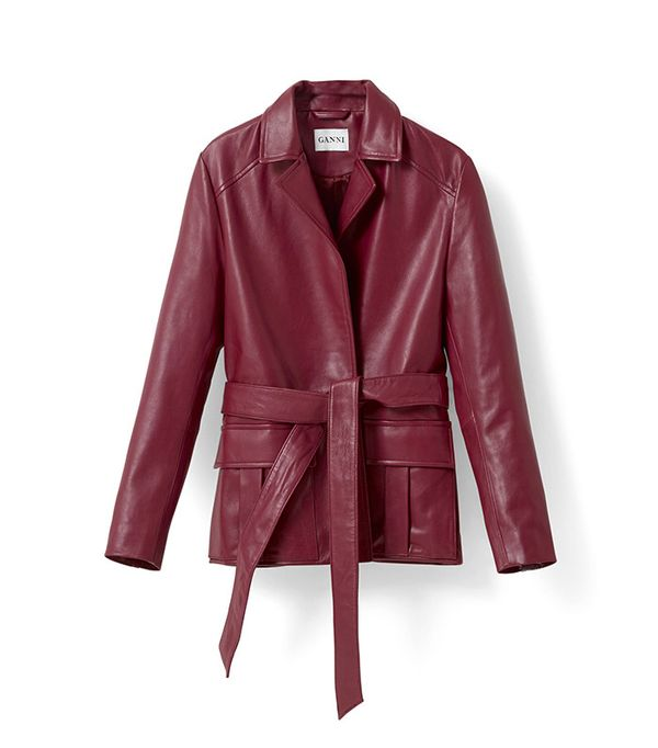 Ganni Passion Wrap Jacket