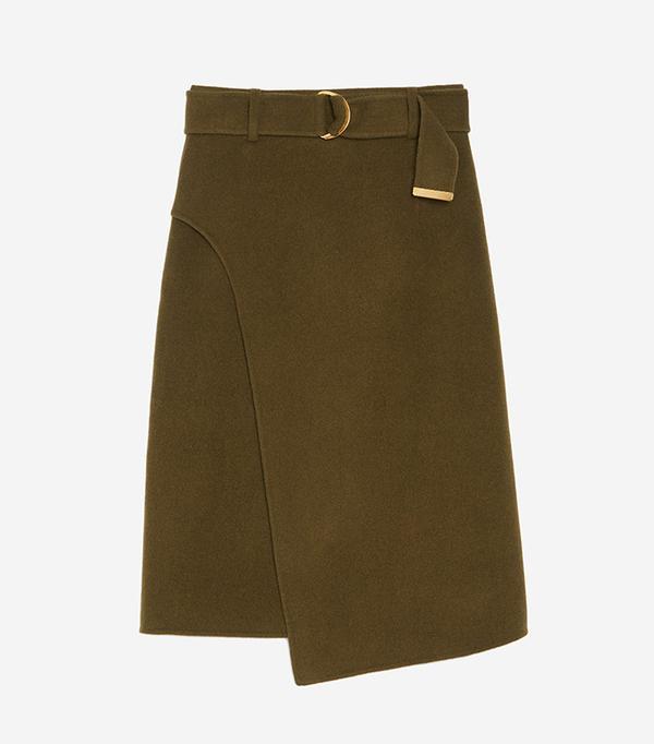 Sandro Casa Skirt