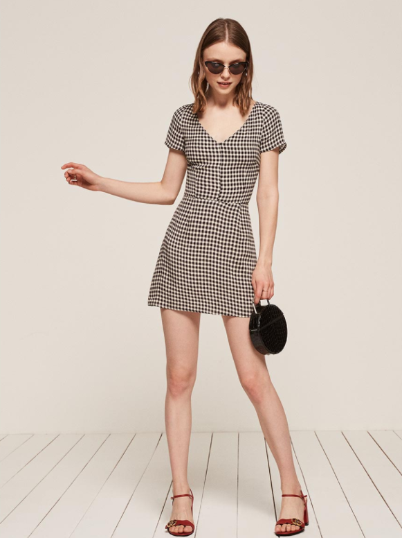 Reformation Raleigh Dress