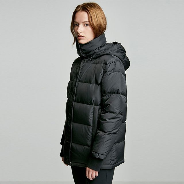 Scanlan Theodore Padded Rib Trim Jacket