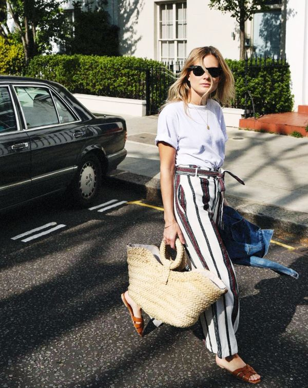 Spring weekend outfit ideas: Lucy Williams