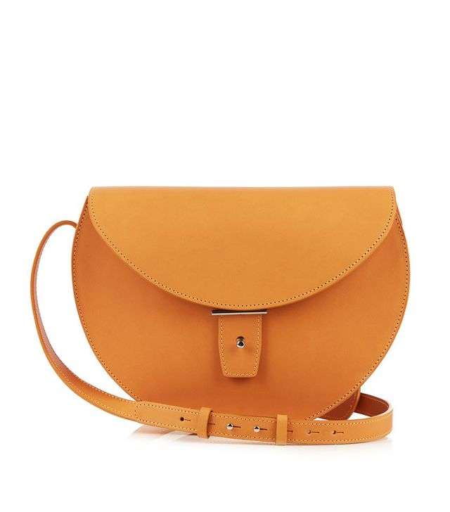 5 Things People Will Always Notice About Your Outfit: AB14 Leather Cross-Body Bag PB