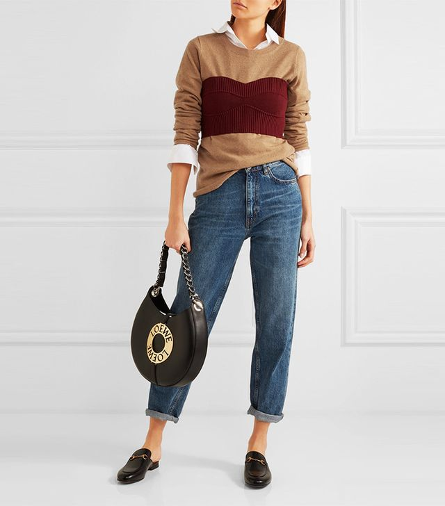 5 Things People Will Always Notice About Your Outfit: J.Crew Cashmere Sweater
