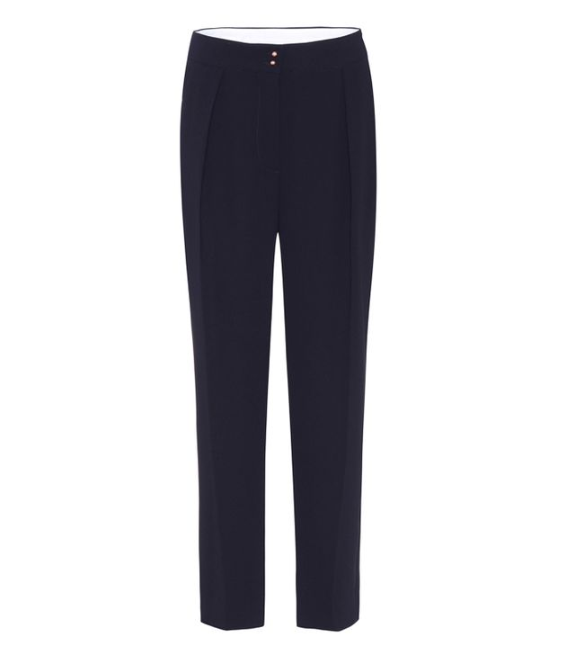 5 Things People Will Always Notice About Your Outfit: See by Chloé Tapered Crêpe Trousers