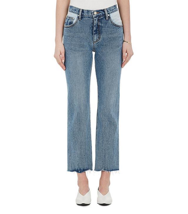 Andersson Bell Memphis Crop Jeans