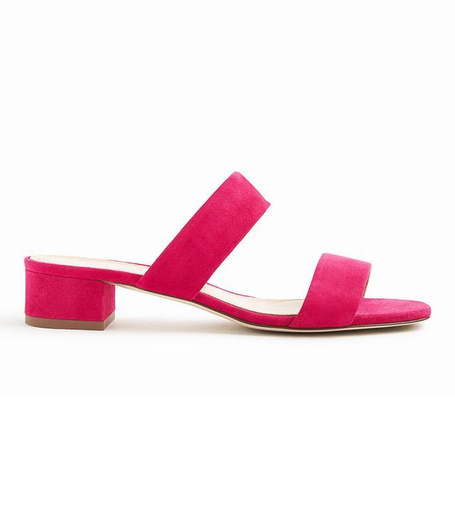 best hot pink sandals