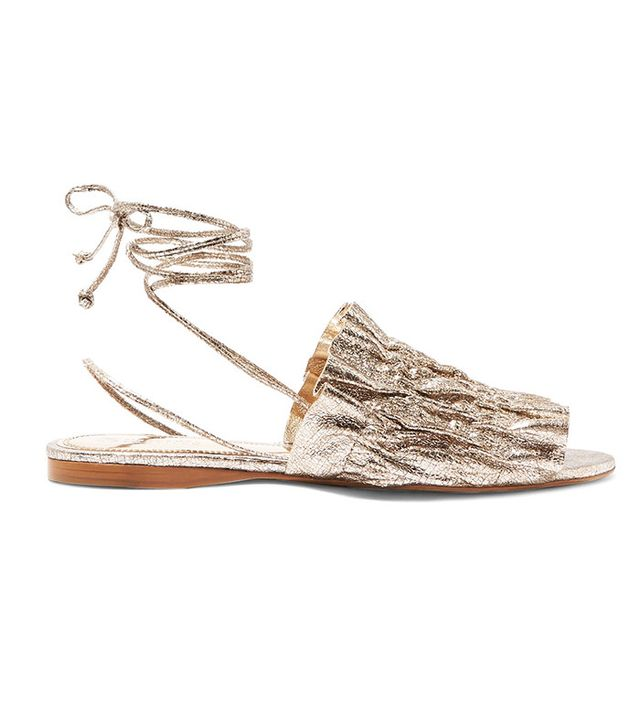 best metallic sandals
