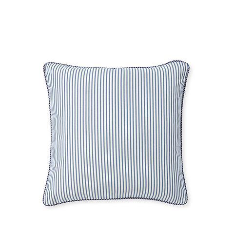 Perennials Ticking Stripe Pillow