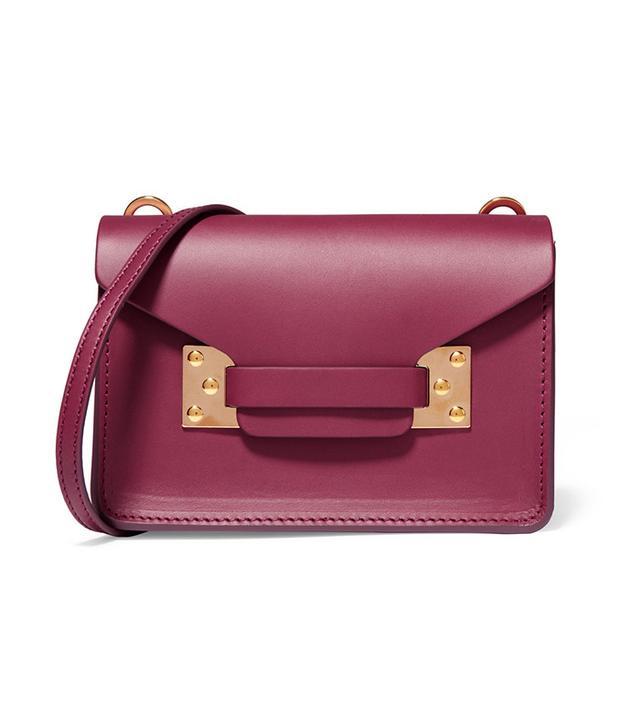 Sophie Hulme Milner Nano Leather Bag