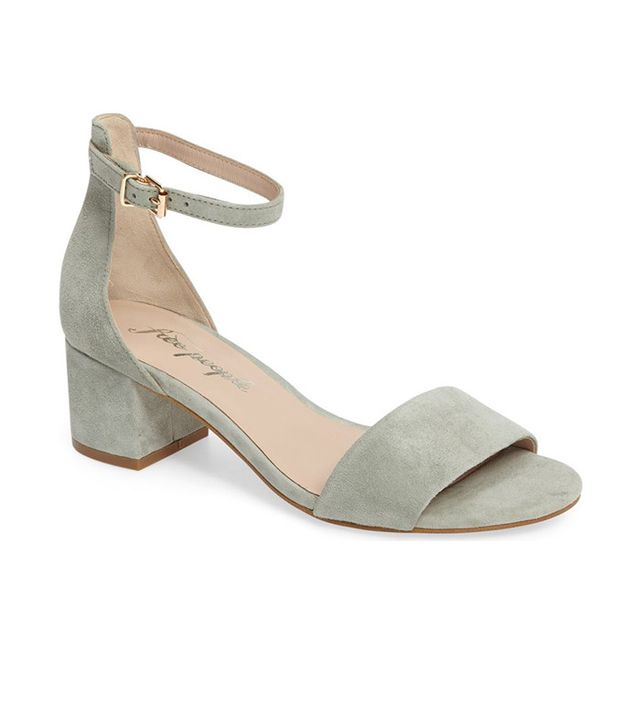 Free People Marigold Ankle Strap Sandals