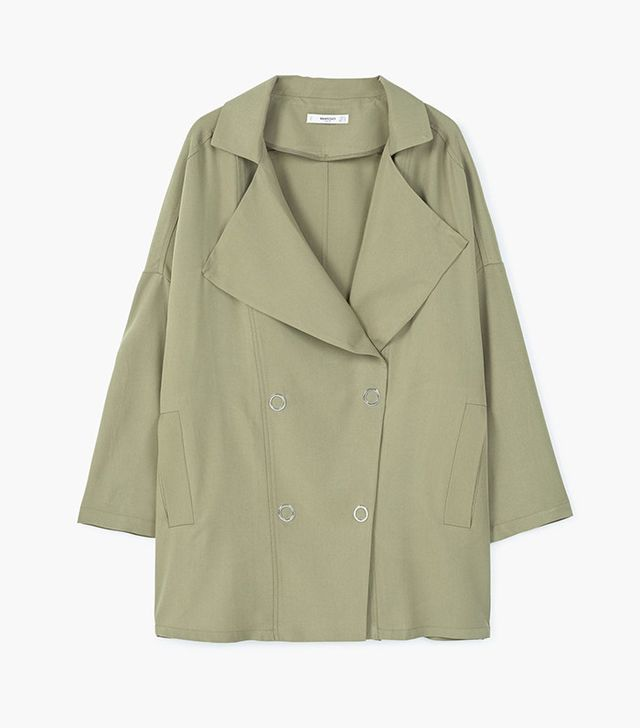 best green trench
