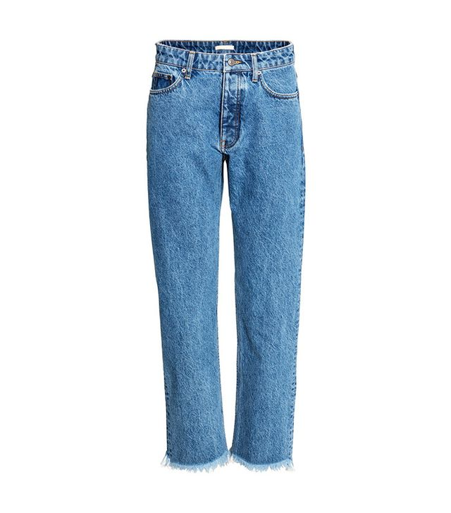 H&M Straight Regular Jeans