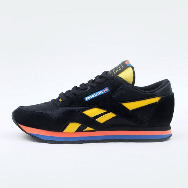 P.E. Nation x Reebok Classic Nylon Sneaker