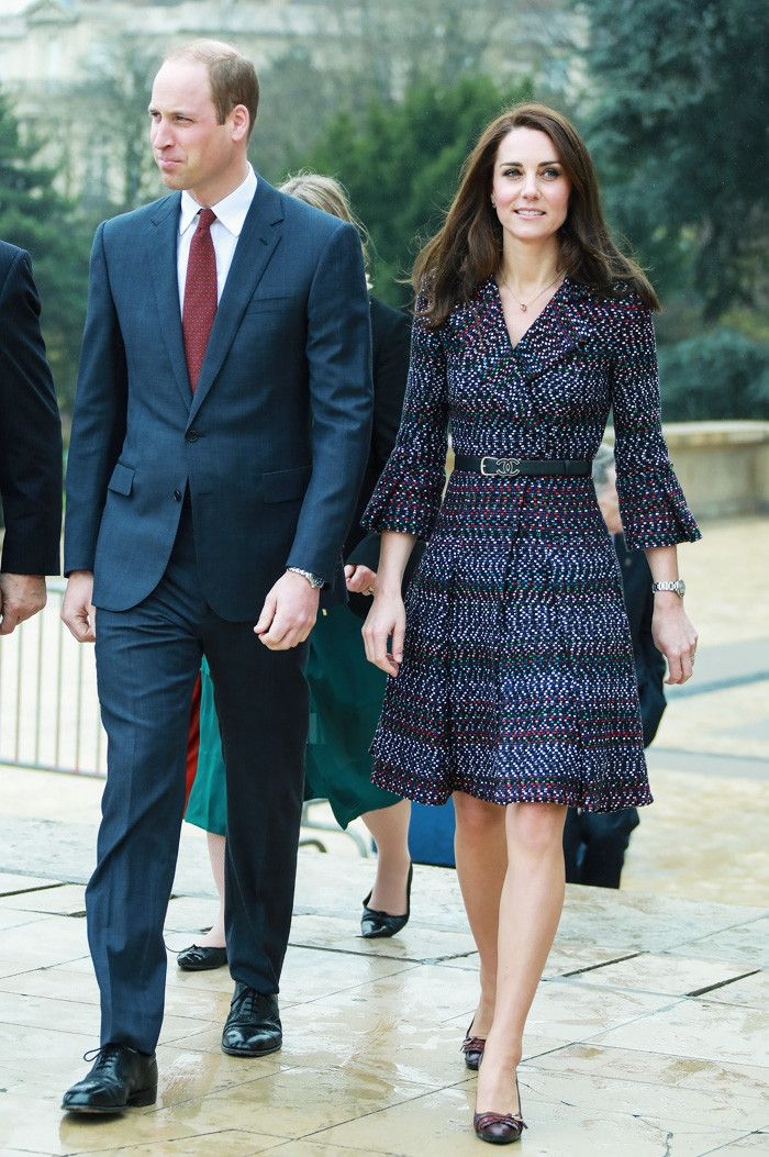 Duchess of Cambridge in Chanel