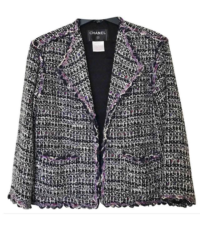 elegant workwear jackets