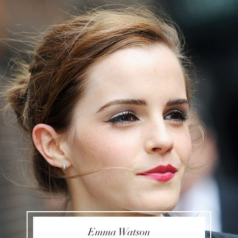 Emma Watson quotes: I've probably earned the right to screw up a few times. I don't want fear of failure to stop me from doing what I really care about.