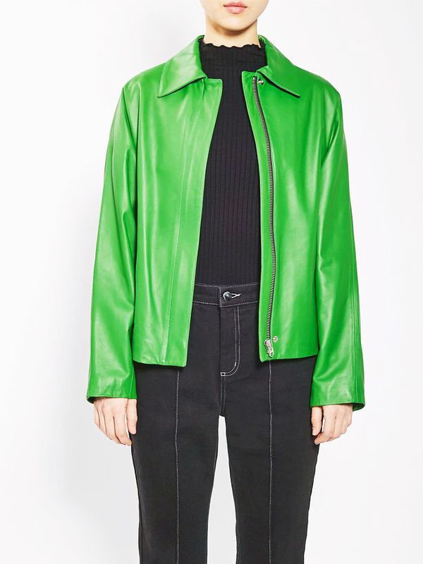 How to Wear Green: