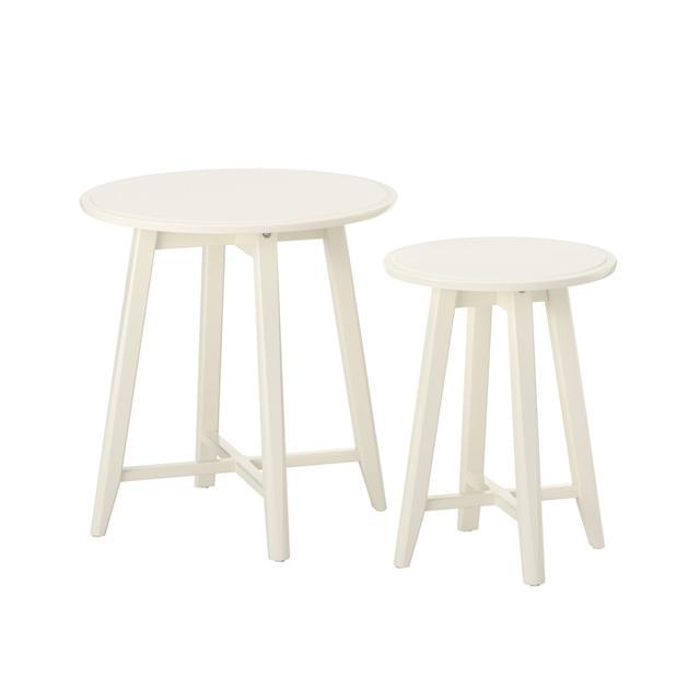 IKEA Kragsta Nesting Tables (Set of 2)