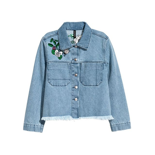 H&M Coachella Denim Jacket