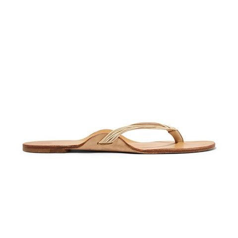 Casablanca Leather Sandals