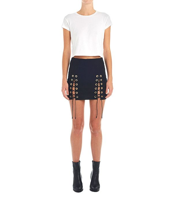 edgy must-have skirt