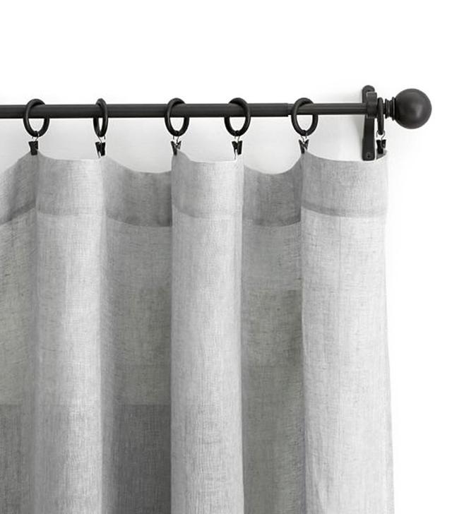 best linen curtains