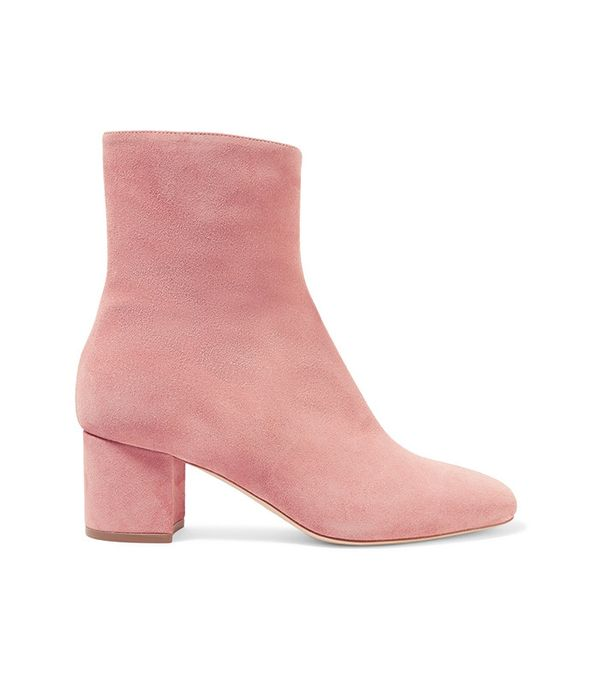 best suede ankle boots