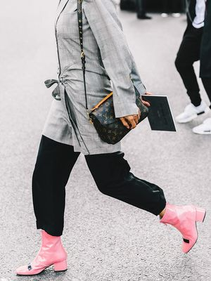The Feminine Shoe Trend Fashion People Are Starting to Wear Again