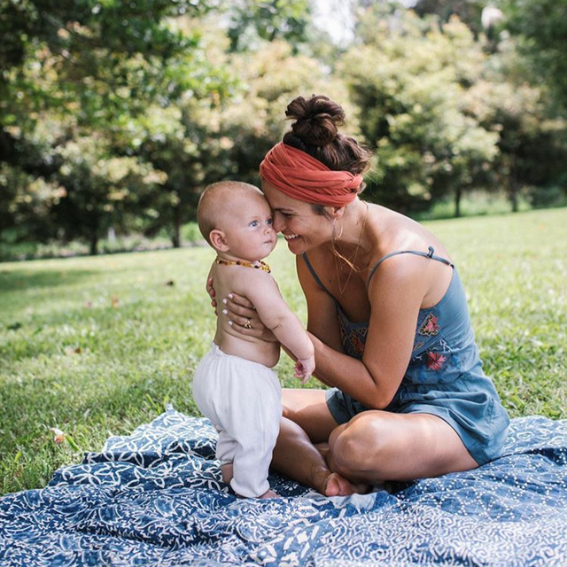 The Coolest Mums on Instagram Reveal Their Favourite Baby Names
