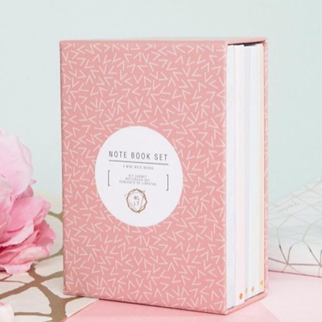 WLLT Mini Notebook Set